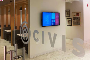 Civis Entrance